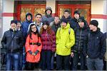 Экскурсия студентов АКИ на ОАО'Завод бурового оборудования'. Открыть в новом окне [74 Kb]