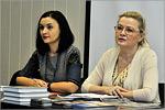 Наталья Ковалева и Татьяна Носова. Открыть в новом окне [75 Kb]