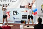 Первенство России по гиревому спорту среди юниоров. Открыть в новом окне [74 Kb]