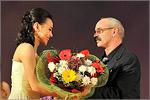 Награждение победительниц конкурса 'Мисс студентка ОГУ— 2013'. Открыть в новом окне [76Kb]