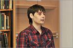 Сергей Четвериков, студент 5-го курса ФГСН. Открыть в новом окне [77 Kb]