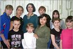 Волонтеры МАГУ в Чебеньковском детском доме. Открыть в новом окне [75 Kb]