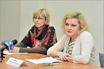 Ирина Просвиркина и Татьяна Носова. Открыть в новом окне [77 Kb]