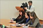 Пресс-конференция в преддверии ''Тотального диктанта''. Открыть в новом окне [76 Kb]