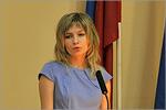 Светлана Майданюк, студентка ФЖ ОГУ. Открыть в новом окне [76 Kb]
