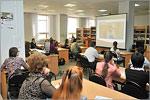 'Тотальный диктант— 2013' в Оренбурге. Открыть в новом окне [74Kb]