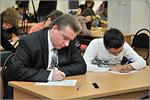'Тотальный диктант— 2013' в Оренбурге. Открыть в новом окне [73Kb]