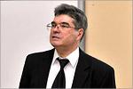 Михаил Кучеренко, завкафедрой радиофизики и электроники ОГУ. Открыть в новом окне [40 Kb]