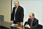 Виктор Жаданов и Сергей Летута. Открыть в новом окне [53 Kb]