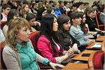 Пленарное заседание XXXV научной конференции студентов. Открыть в новом окне [81 Kb]