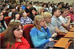 Пленарное заседание XXXV научной конференции студентов. Открыть в новом окне [79 Kb]