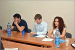 Работа секции МАГУ на студенческой конференции. Открыть в новом окне [57 Kb]