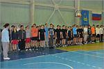 Соревнования по мини-футболу, посвященные Дню космонавтики. Открыть в новом окне [76 Kb]