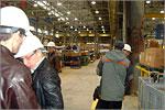 Экскурсия студентов на филиал John Deere в г.Оренбурге. Открыть в новом окне [84 Kb]