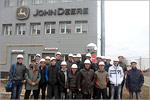 Экскурсия студентов на филиал John Deere в г.Оренбурге. Открыть в новом окне [78 Kb]