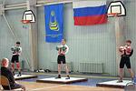 Чемпионат области среди студентов по гиревому спорту. Открыть в новом окне [74 Kb]