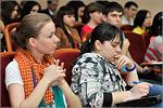 Собрание волонтеров Всемирной летней универсиады. Открыть в новом окне [88 Kb]