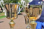 Награждение победителей спартакиады 'Университет-2013'. Открыть в новом окне [94 Kb]