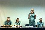 Встреча представителей Оренбургской таможни со студентами ОГУ. Открыть в новом окне [79 Kb]