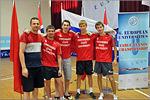 Команда ОГУ на VI чемпионате Европы среди вузов по настольному теннису. Открыть в новом окне [83 Kb]