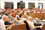 Заседание Общественной палаты Оренбургской области. Открыть в новом окне [75 Kb]
