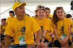 Студенты ОГУ на молодежном форуме ПФО 'iВолга-2013'. Открыть в новом окне [64 Kb]