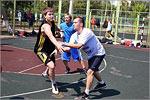 Соревнования по уличному баскетболу. Открыть в новом окне [85 Kb]
