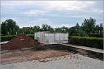 Подготовительные работы по установке памятника П.И.Рычкову. Открыть в новом окне [75Kb]