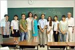 Студенты ОГУ на стажировке в Японии. Открыть в новом окне [74 Kb]