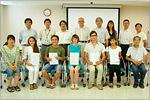 Студенты ОГУ на стажировке в Японии. Открыть в новом окне [79 Kb]