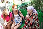 Фольклорная практика московских студентов в ОГУ. Открыть в новом окне [73 Kb]