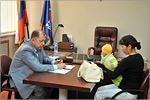 Ректор ОГУ отвечает на вопросы граждан. Открыть в новом окне [76Kb]