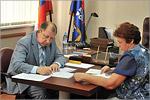 Ректор ОГУ отвечает на вопросы граждан. Открыть в новом окне [75Kb]