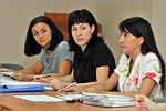 Заседание комиссии по заселению студентов в общежитие. Открыть в новом окне [77Kb]