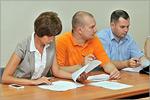 Заседание комиссии по заселению студентов в общежитие. Открыть в новом окне [76Kb]