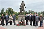 Открытие памятника Петру Ивановичу Рычкову. Открыть в новом окне [91 Kb]