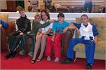Фестиваль для воспитанников детских домов и интернатов ''Тепло детских сердец''. Открыть в новом окне [77 Kb]