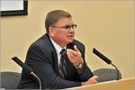 Николай Баганин, первый заместитель министра финансов Оренбургской области. Открыть в новом окне [61 Kb]