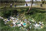 Акция 'Нашим рекам — чистые берега'. Открыть в новом окне [95Kb]