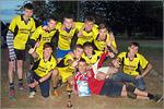 Команда ЮФ — победители соревнований по футболу. Открыть в новом окне [98 Kb]