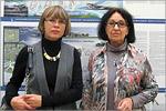 Лариса Аюкасова и Мадина Мубаракшина. Открыть в новом окне [76 Kb]
