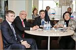 Встреча губернатора с участниками молодежных форумов. Открыть в новом окне [53 Kb]