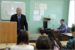 Встреча с профессором А.А. Нурумовым. Открыть в новом окне [68 Kb]