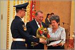 Церемония награждения лучших педагогов. Открыть в новом окне [80 Kb]