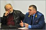 Павел Рыков и Игорь Ткачев. Открыть в новом окне [83 Kb]