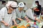 Мастер-класс по приготовлению японских блюд. Открыть в новом окне [89 Kb]