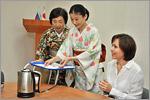 Мастер-класс по чайной церемонии. Открыть в новом окне [76 Kb]