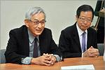 Встреча с членами Общества японо-российских связей. Открыть в новом окне [51 Kb]