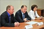 Встреча с членами Общества японо-российских связей. Открыть в новом окне [66 Kb]