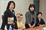 Встреча с членами Общества японо-российских связей. Открыть в новом окне [75 Kb]